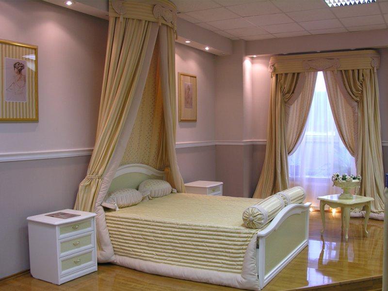 Дизайн штор шторы для спальни